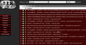 Usenet Resource Downloader