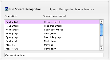 Mt Newswatcher Speech Recognition