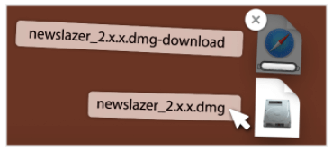 Newslazer Install1