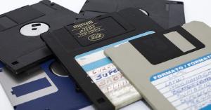 Erro de disquete leva à perda de dados USENET