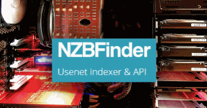 NZBFinder Melhora Site