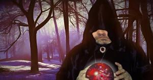 O portal de Merlin foi para o bem