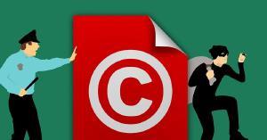 USENET segmentado por detentores de direitos autorais