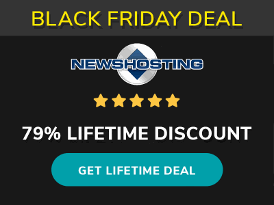 Newshosting Black Friday