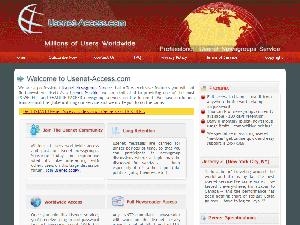 Usenet Access