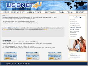 Usenet4U