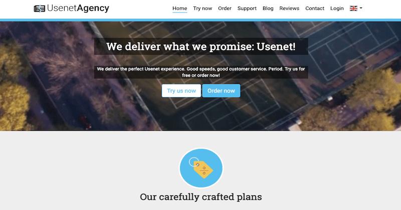 UsenetAgency